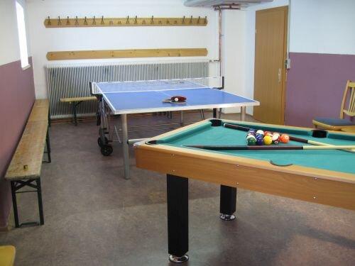 Spiel und Multiraum am Christianhof